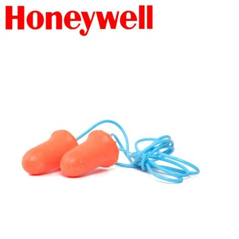 Honeywell MAX-30 Disposable Foam Corded Earplugs