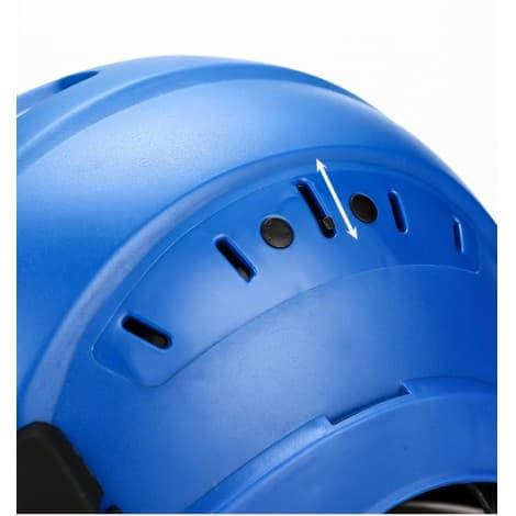 Adjustable 6-Points helmet outdoor climbing protection helmet adventure park ABS helmet