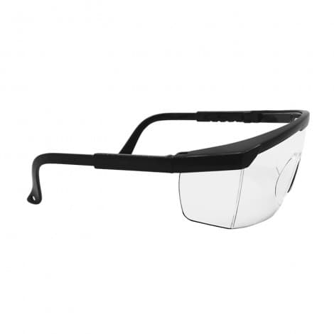 Anit-Fog PC/PA Material Scratch Resistent Safety Glasses