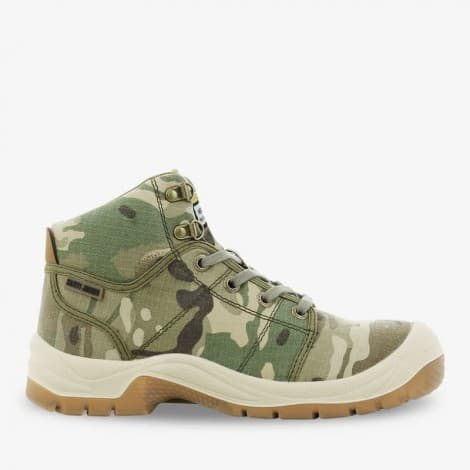 Safety Jogger Dessert S1P Hiking Climbing Shoes Military Safety Tactical Combat Boots