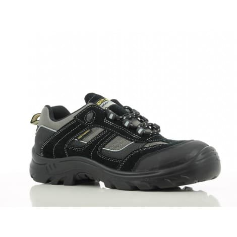 safety jogger JUMPER31 Anti Smash Anti Puncture Steel Top cap  Low-top Work Safety Shoes