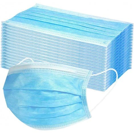 3 layers Disposable Protective Face Mask