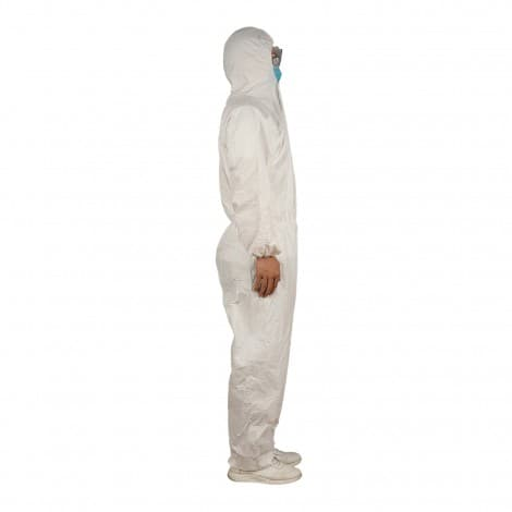 Highly Resistance Anti-Static Disposable Isolation Gown Protective Suit Safety Overall