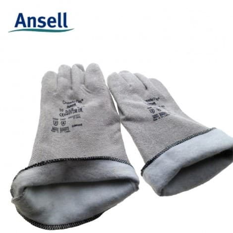 Ansell Crusader Flex 42-474 Nitrile High Temperature Glove