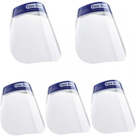 Protective Isolation Anti-fog Anti-splash Safety Face Shield