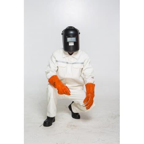 Welding flame retardant protective clothing (Coat + pants)