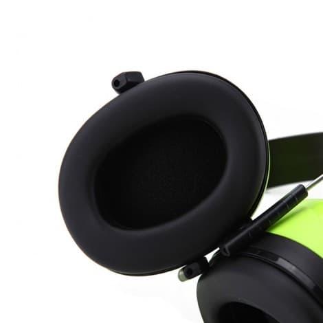 Headband Ear Muff, CE, ANISI, AS/NZS Certificate Sound proof ear muffs