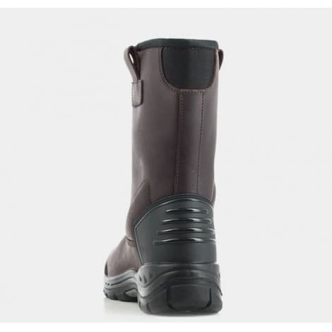 Fashion Footwear BOREAS2 s3 Leather safety boot brown Genuine Leather