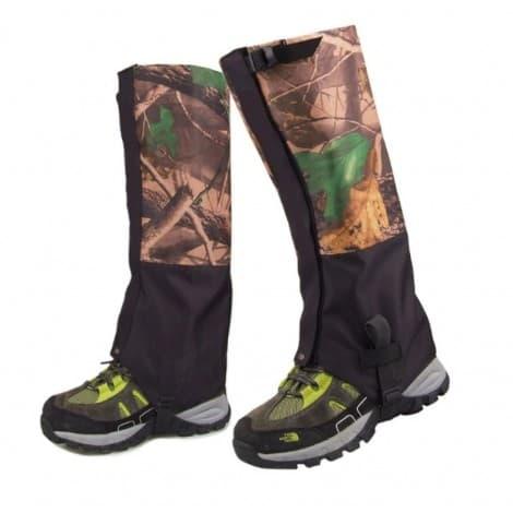 Outdoor Snake Gaiter Hiking Hunting Leg Gaiters Waterproof