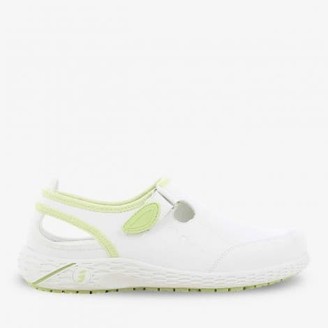 Breathable Nurse shoes LINAOBA ESD SRC E LINAOB  Anti static safety shoesOxy grip slip resistant safety joggers
