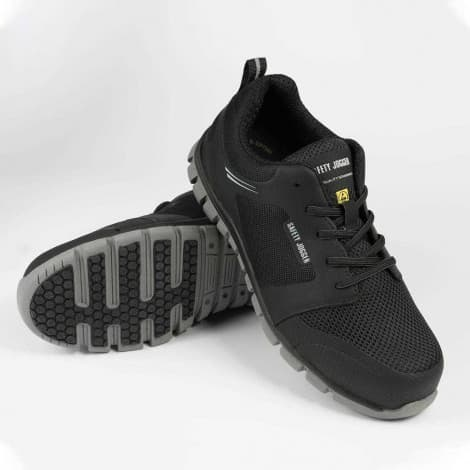 Safety Jogger Non-slip Sports Lightweight Breathable  shock proof slip resistant Running Shoes