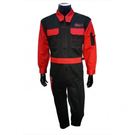 Safety Uniform Construction Worker Clothes Protective Overalls