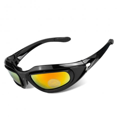Motocross googles Military protective Glasses Tactical riding eyewear with interchangable lens