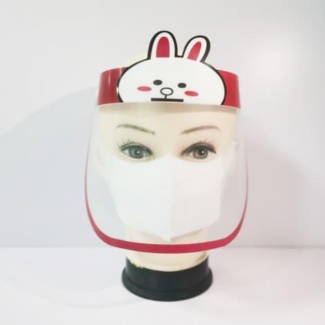 Children Anti-fog Anti-virus Protective  Face Shield
