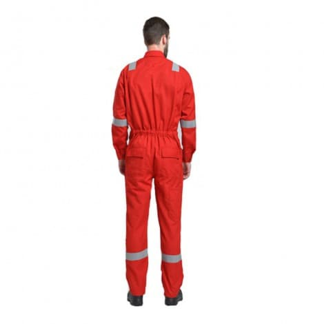 Industrial safety comfort protective flame retardant coverall  FR Workwear