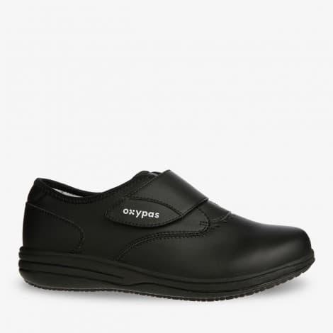 Lightweight ESD EMILYO1SRC ESD Sporty design with adjustable velcro strap Medical nurse shoes