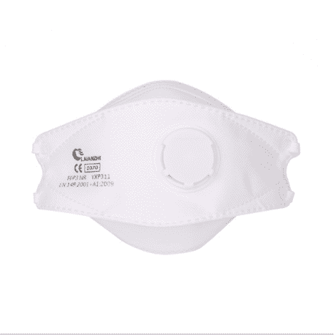 Fish-shaped Mask Willow Leaf disposable Face Mask