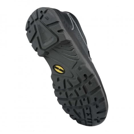 Safety Jogger BESTRUN black leather non slip S3 SR3 industrial safety shoes