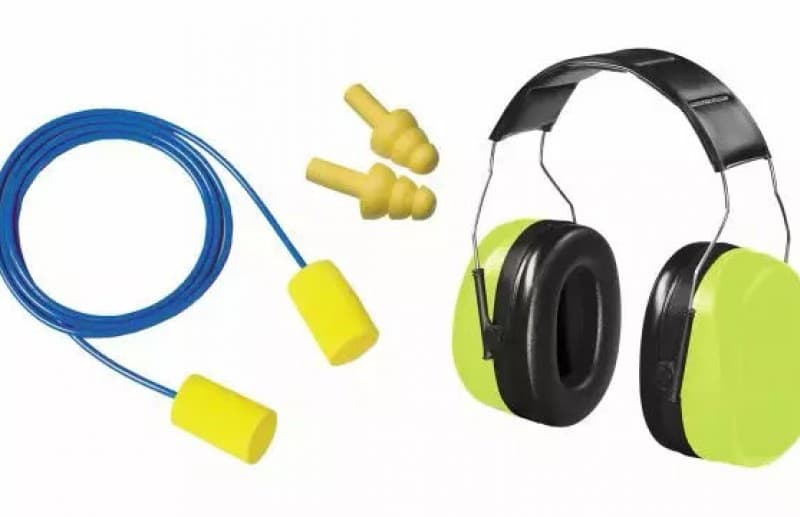 Hearing protection and NRR