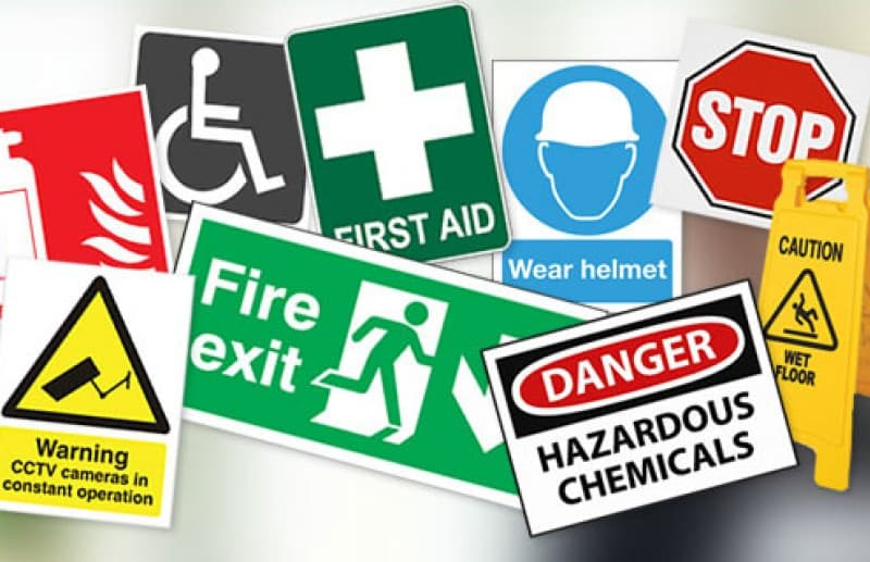 Emergency exit safety awareness